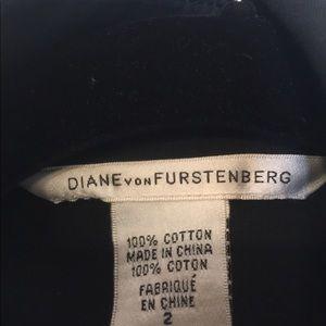 Diane Von Furstenberg Dresses - Diane von furstenberg black dress